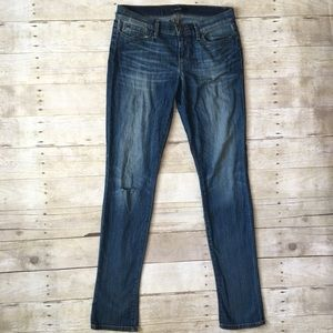 Joe's Cigarette Straight Stretch Hannah Wash Jeans